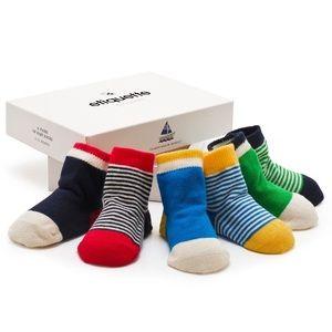 Etiquette Sailor Bundle Socks